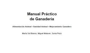 49. BUENO MANUAL GANADERO