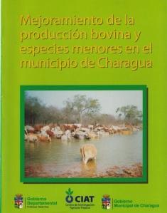 57. Mejoramiento de la producción bovina y especies menores en el municipio de chara