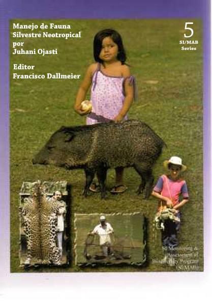 Manejo de Fauna Silvestre Neotropical
