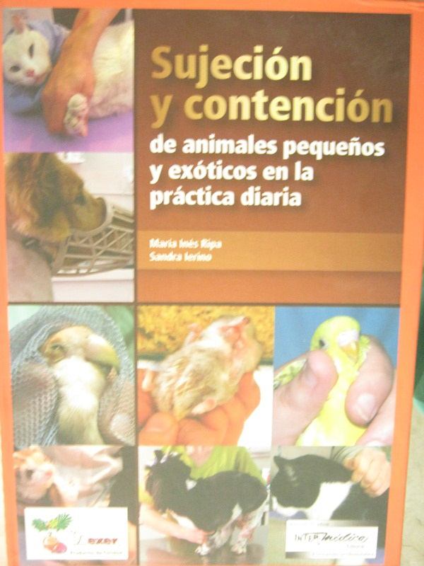440. sugecion y contencion  animal en la practica